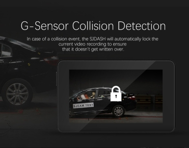 SJDASH G-Sensor