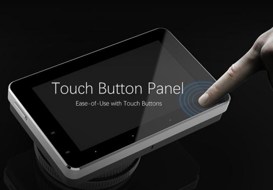 SJDASH Touch Panel