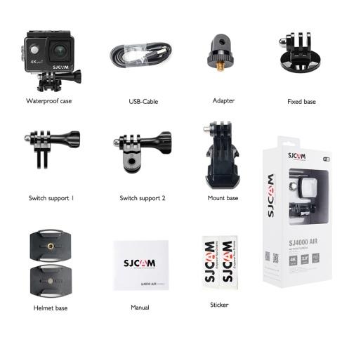 SJ4000 AIR-4k Action Camera-11