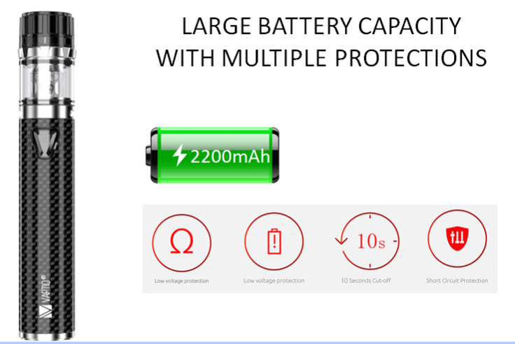 Solo f2 battery protections
