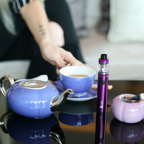 Vaptio C2 Paragon Tea time is here