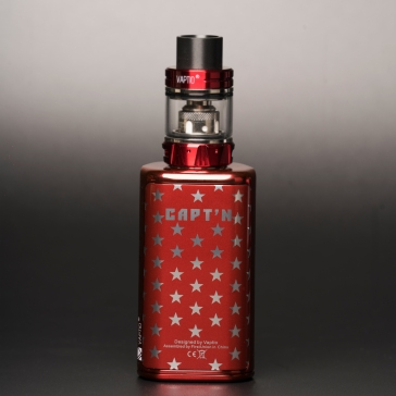 Vaptio Capt'n Red Stars Back