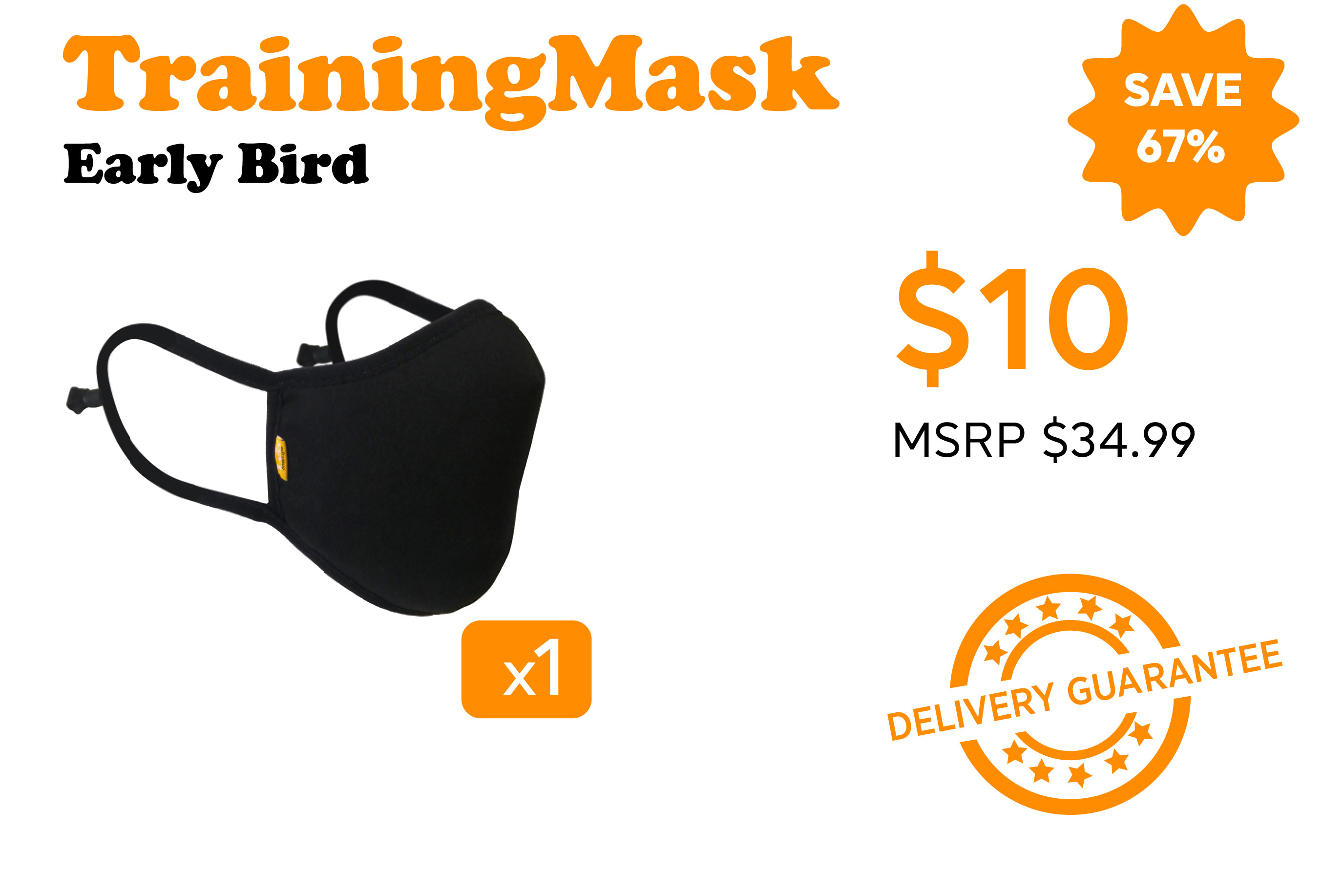perk button_Training Mask Early Bird