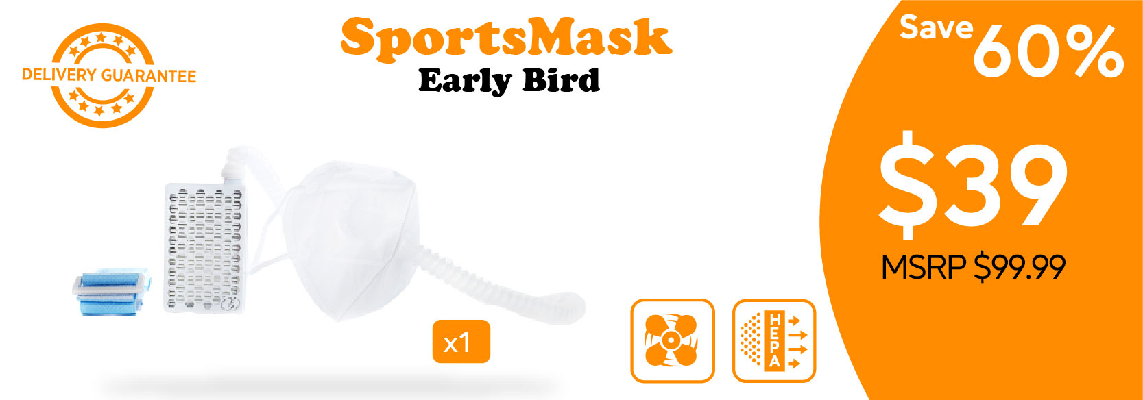 perk posters_Sports Mask Early Bird