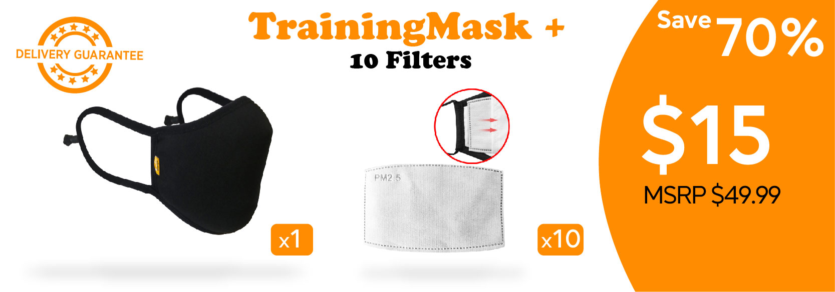 perk posters_Training Mask + 10 filters
