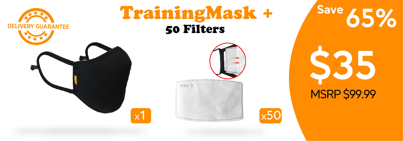 perk posters_Training Mask + 50 Filters