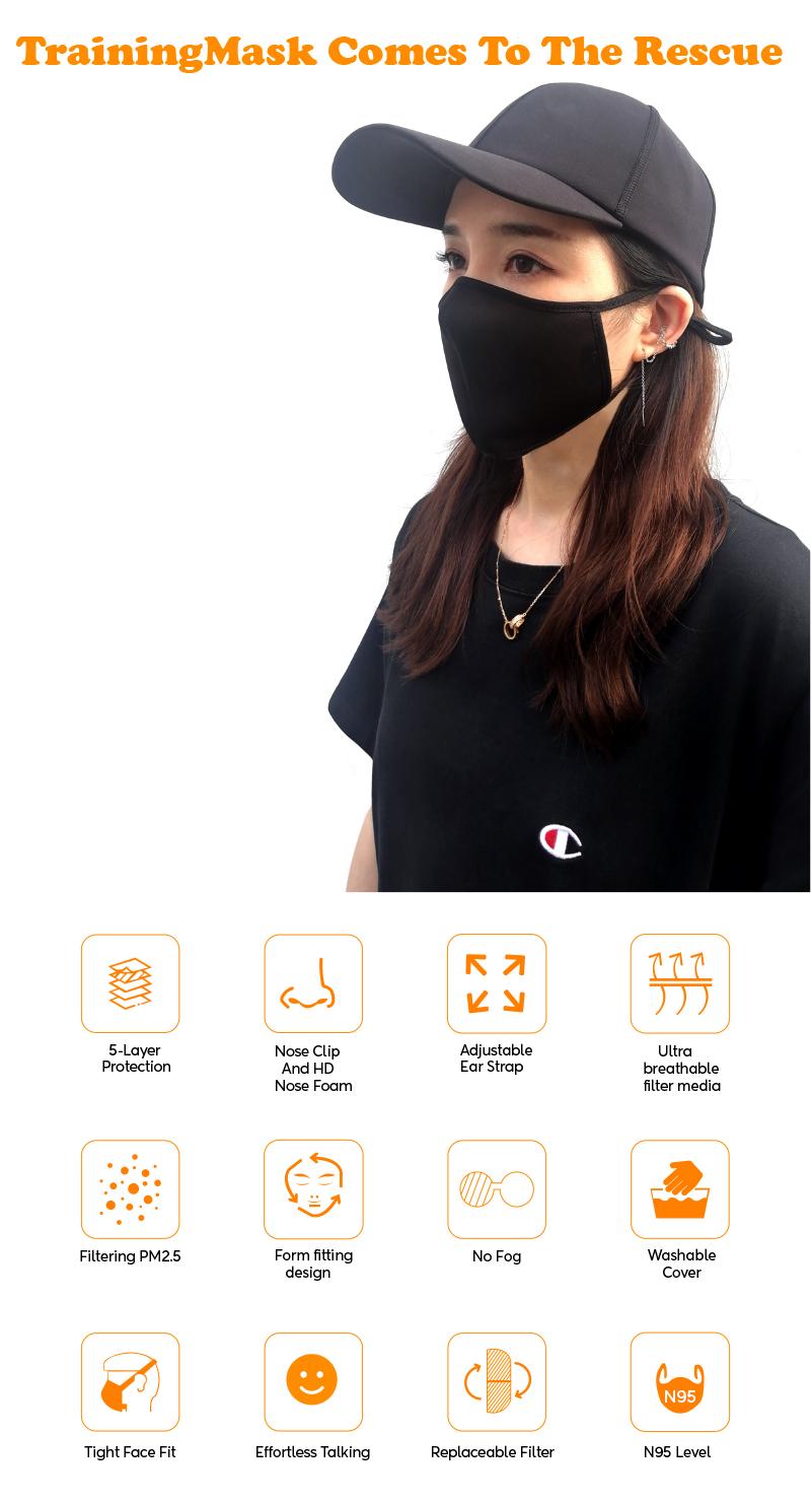 icons design_Training Mask
